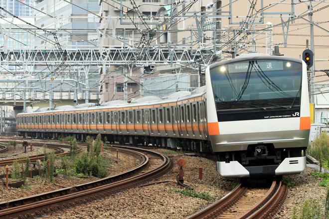 【JR東】E233系トタT13編成 東京総合車両センター出場