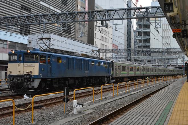 【JR東】205系H27編成新津へ配給輸送