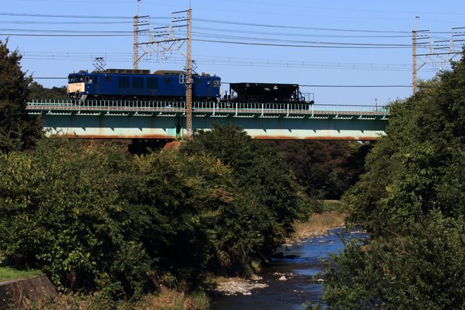 【JR東】ホキ1154廃車配給