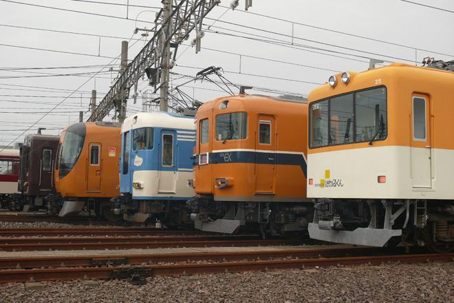 【近鉄】「きんてつ鉄道まつり2014」開催