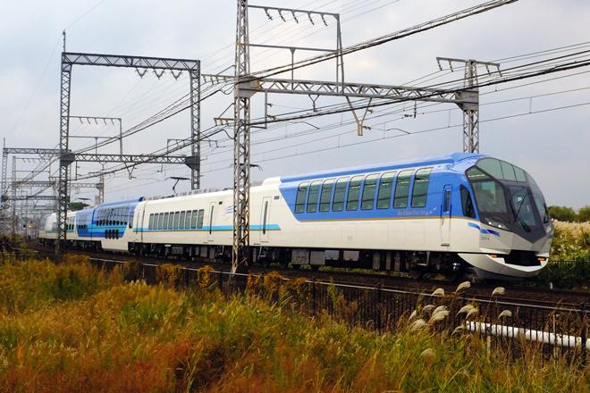 【近鉄】しまかぜ使用のお召し列車運転