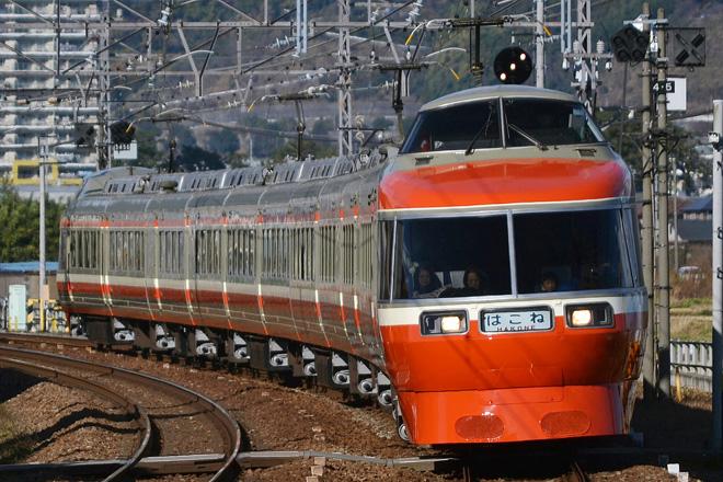 【小田急】LSE7003編成運用復帰