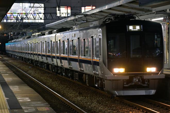【JR西】321系D19編成網干総合車両所出場