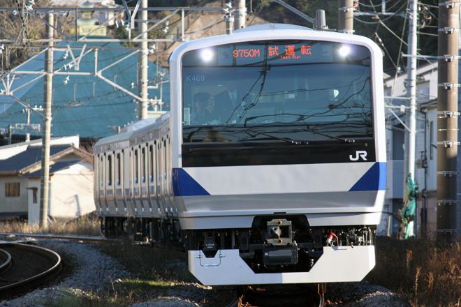 【JR東】E531系K469編成総合車両製作所出場