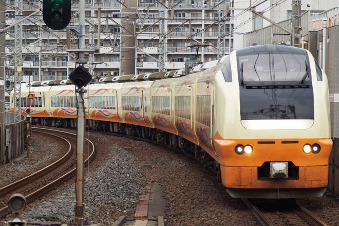 【JR東】スターライト舞浜号がE653系で運転