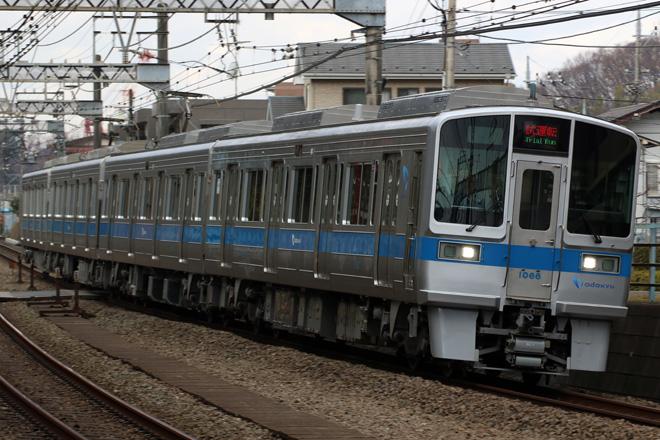 【小田急】1000形1066F(更新車) 性能確認試運転