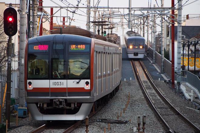 【西武】石神井公園~大泉学園駅間の上り線が高架化される