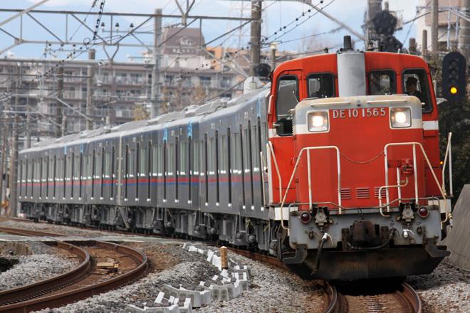 【京成】3000形3030編成甲種輸送