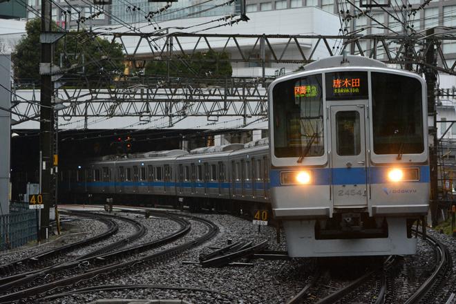 【小田急】2000形2054Fに小変化