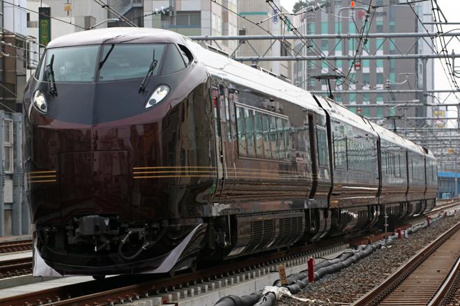【JR東】上野東京ラインでE655系試運転