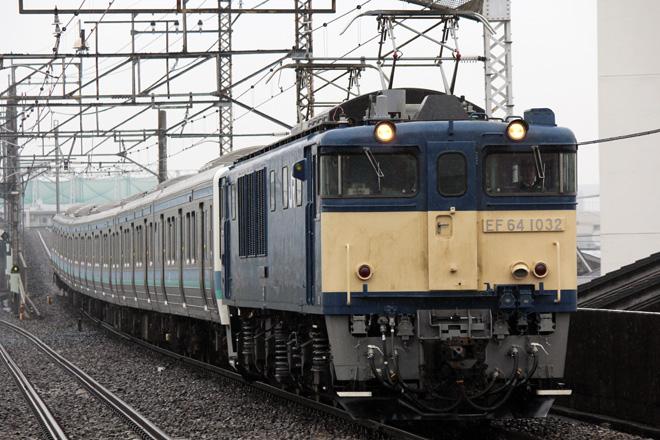 【JR東】211系元チタN4編成 配給輸送