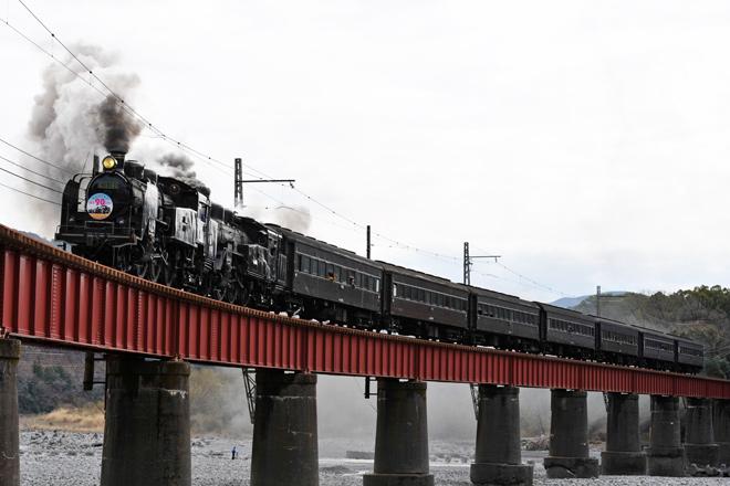 【大鉄】かわね路1号・2号が創立90周年を記念し重連運転