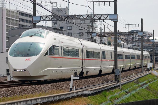 【小田急】VSE就役10周年記念ツアー