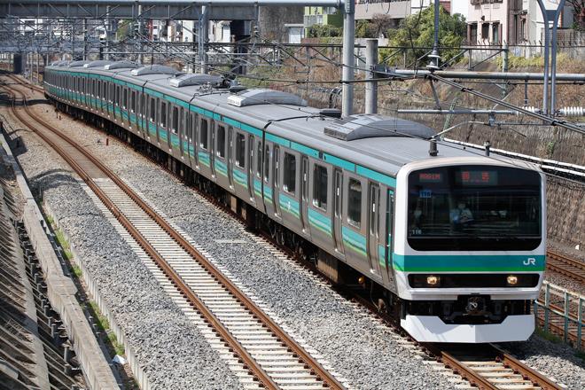 【JR東】E231系マト116編成東京総合車両センター出場