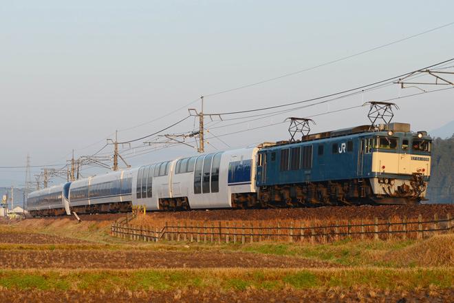 【富士急】8500系(元・371系)甲種輸送(3/31分)