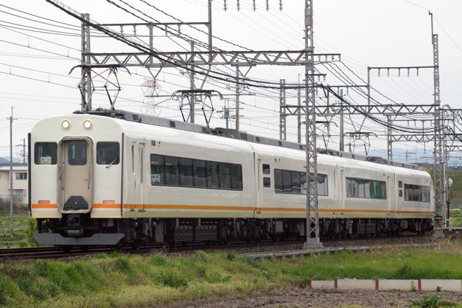 【近鉄】21000系を使用したミステリートレイン運転