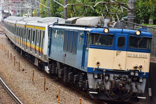 【JR東】E233系N17編成 新津配給