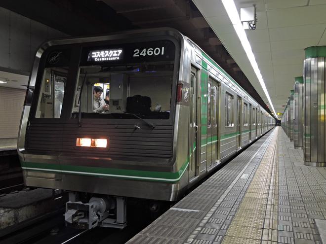 【大交】24系24601Fリニューアル車両が営業運転開始