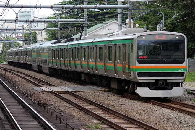 【JR東】E231系ヤマU515編成 東京総合車両センター入場