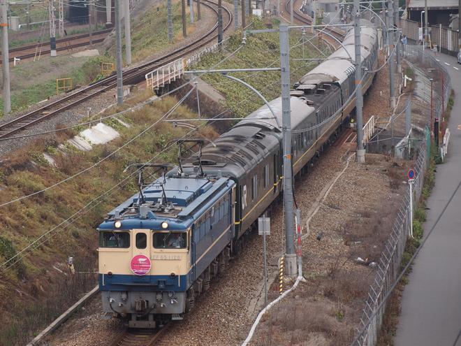 【JR西】「トワイライトエクスプレス」団体臨時列車運行開始