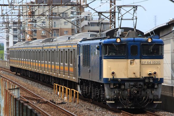 【JR東】205系ナハ8編成 海外譲渡配給