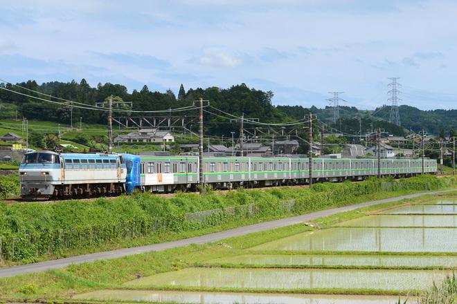 【メトロ】16000系16117F甲種輸送