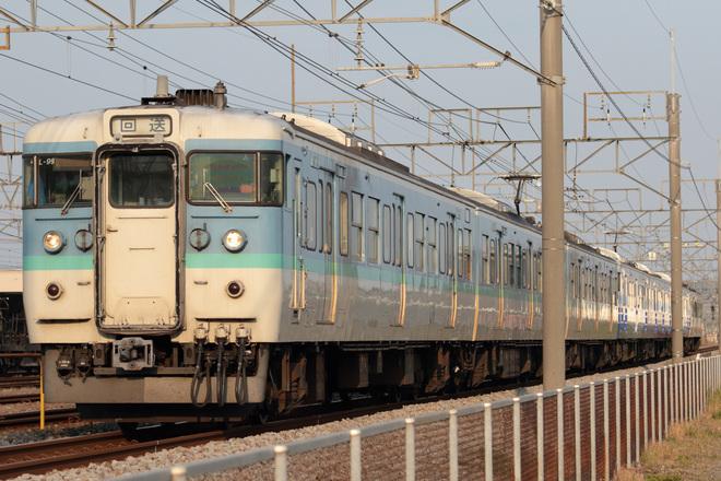 【JR東】115系N7編成大宮総合車両センター出場