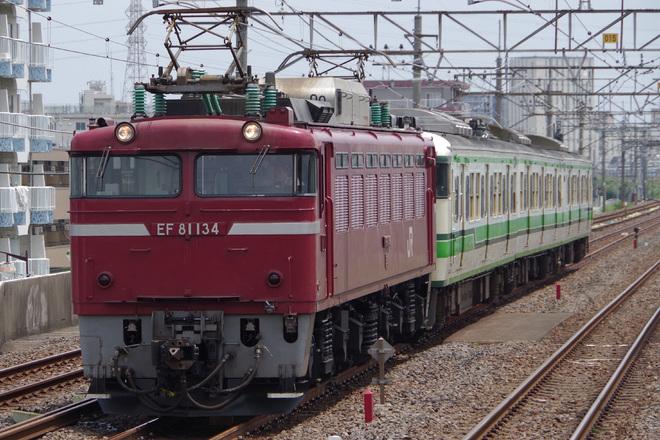 【JR東】115系N12編成大宮総合車両センター入場