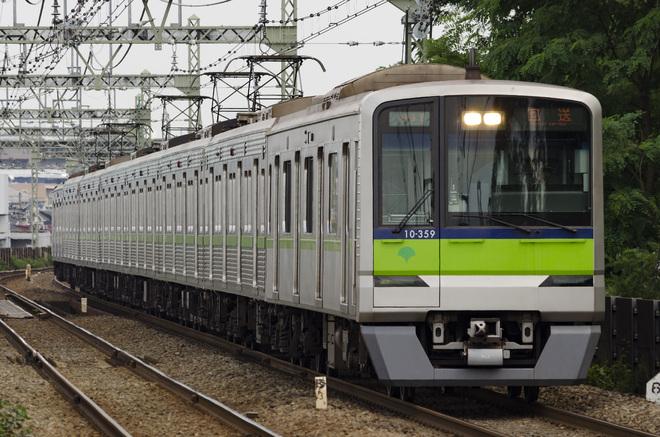 【都営】10-300R形10-350F 廃車回送