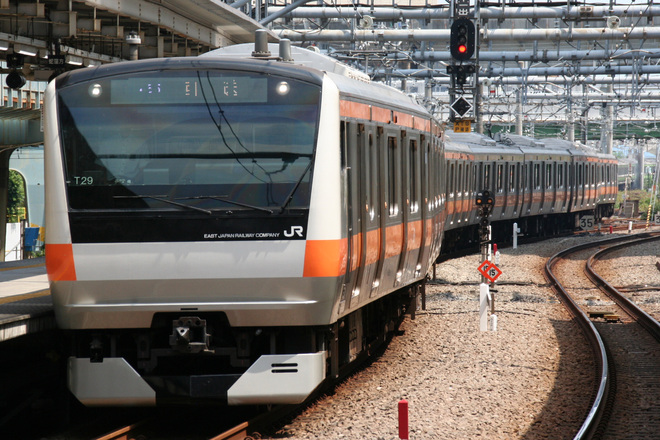 【JR東】E233系トタT29編成 東京総合車両センター出場