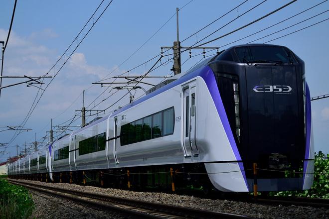 【JR東】E353系S201+S101編成 試運転