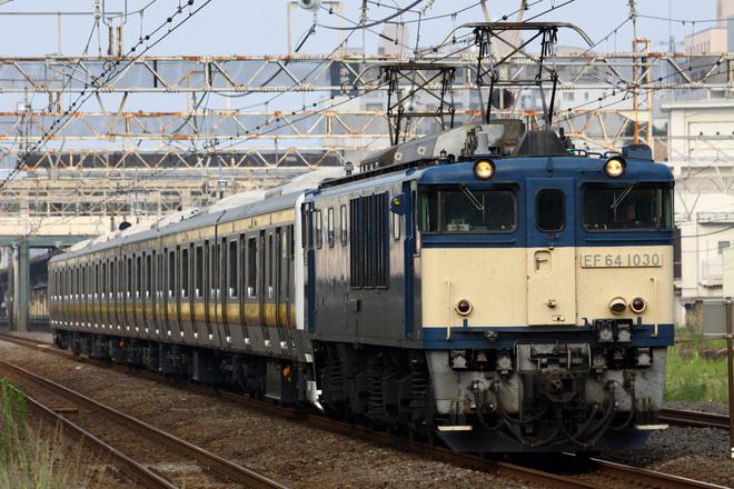 【JR東】E233系8000番台ナハN24編成 配給輸送