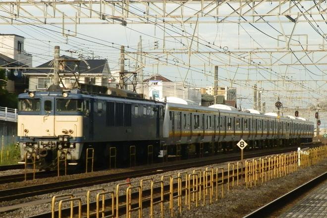 【JR東】南武線用E233系8000番台ナハN25編成 配給輸送