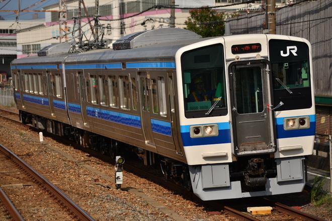 【JR西】213系C12編成吹田総合車両所本所内試運転