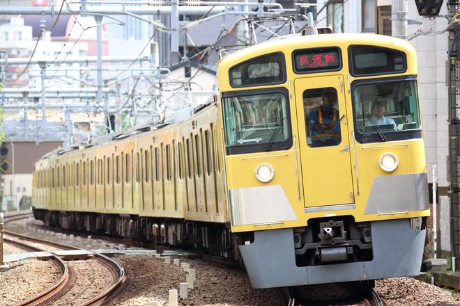 【西武】2000系2097F性能確認試験