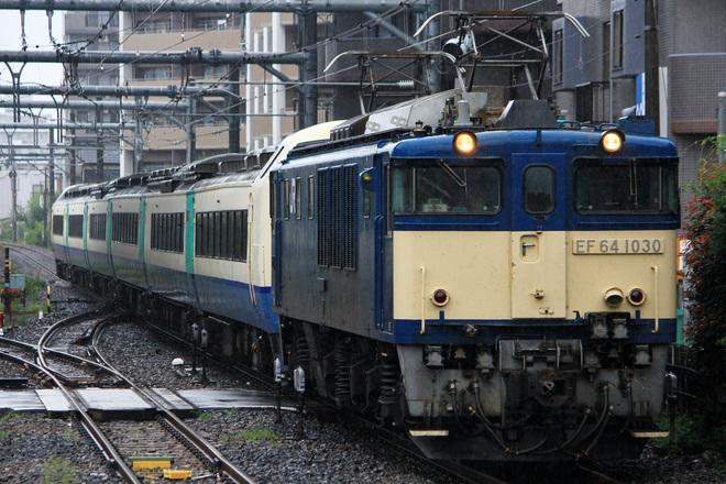 【JR東】485系R23編成 長野配給