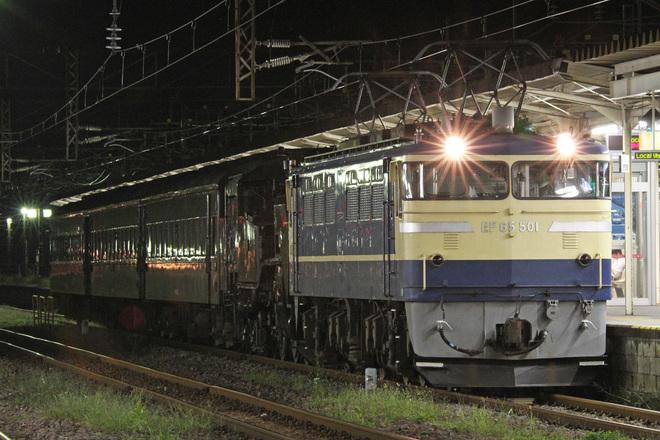 【JR東】C11-325+旧客3両 山形から返却回送