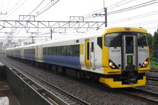 【JR東】E257系500番台NB-02編成 東金線試運転