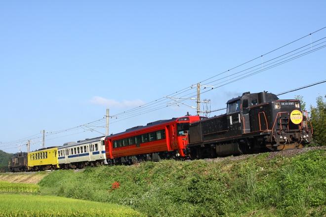 【JR九】「がちゃ列車」運転
