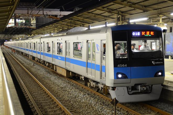 【小田急】4000形4064F 松戸車両センターへ臨時回送