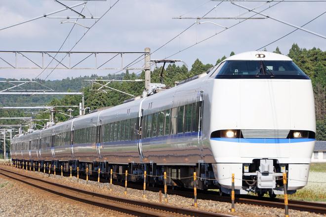 【JR西】683系(リニューアル車)営業運転を開始