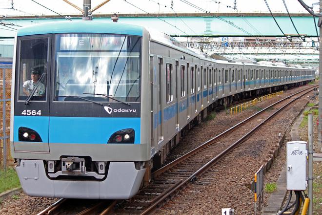 【JR東】小田急4000形4064×10使用 常磐線内試運転