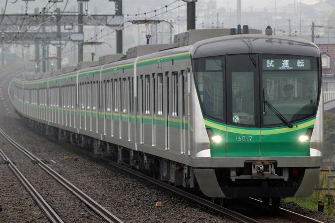 【小田急】16000系16117F小田急線内試運転