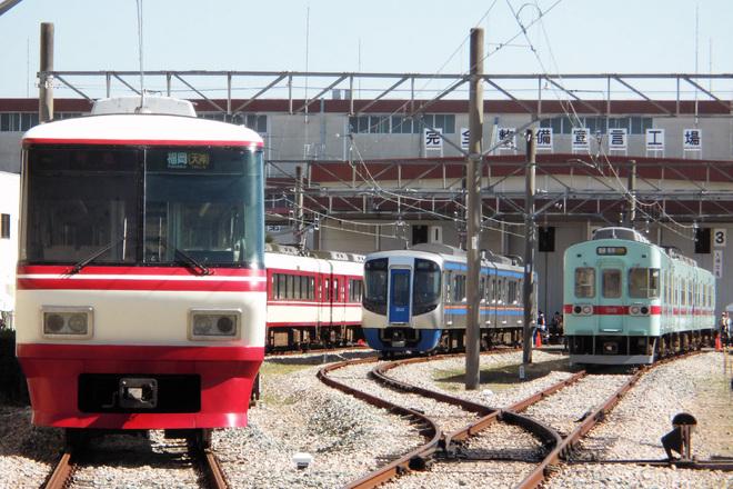 【西鉄】にしてつ電車まつり2015開催