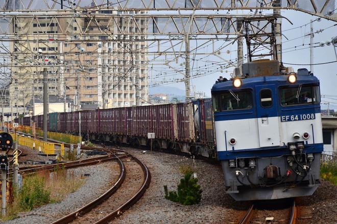 【JR貨】東海道貨物線リフレッシュ工事に伴う迂回運転