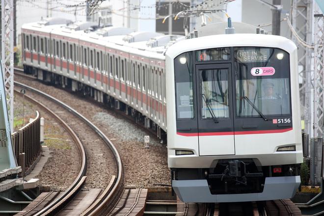 【東急】5050系5156F 長津田工場出場
