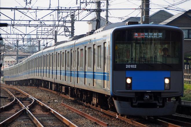 【西武】20000系20102F フルカラーLED化