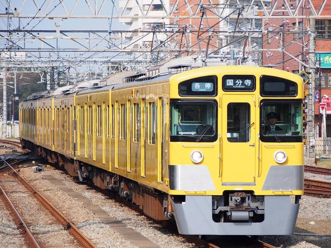 【西武】新2000系2453F 新宿線車両所へ転属