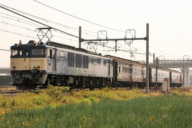 【JR東】SL只見線紅葉号旧客回送