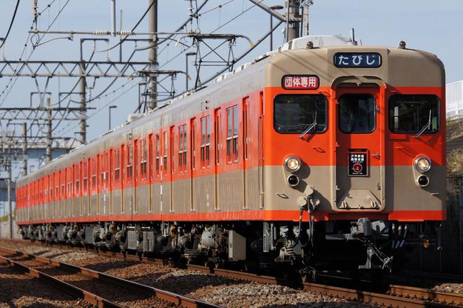 【東武】8000系8111Fを使用した団体臨時列車